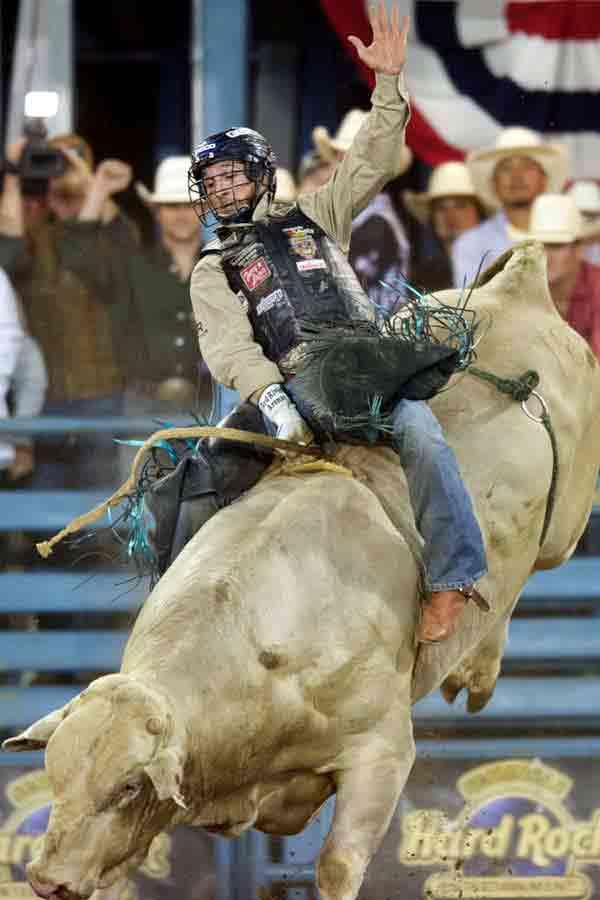 Texas Rodeo Cowboys Cowboy Bull Riders Red River Arenas
