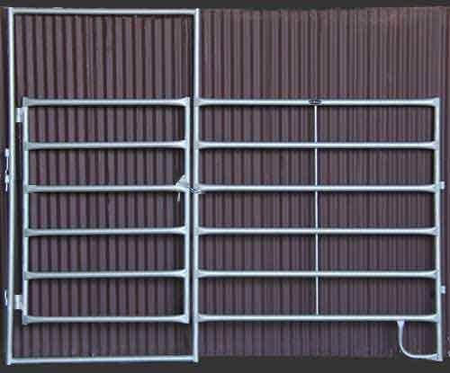 P1300 Series Gate